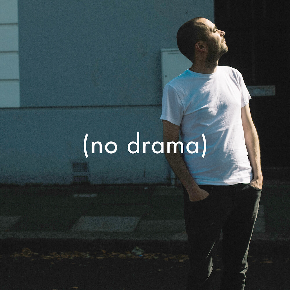 Album cover for the single No Drama